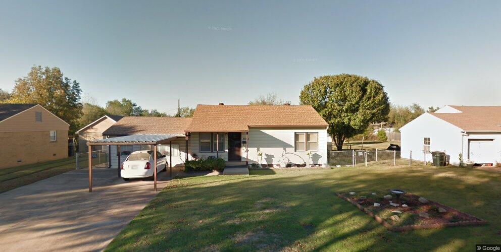 4609 SE 27th St, Oklahoma City, OK 73115