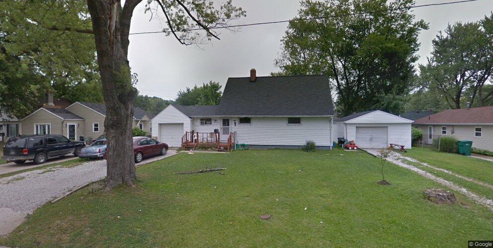 4967 Belle Meadow Rd, Mentor, OH 44060