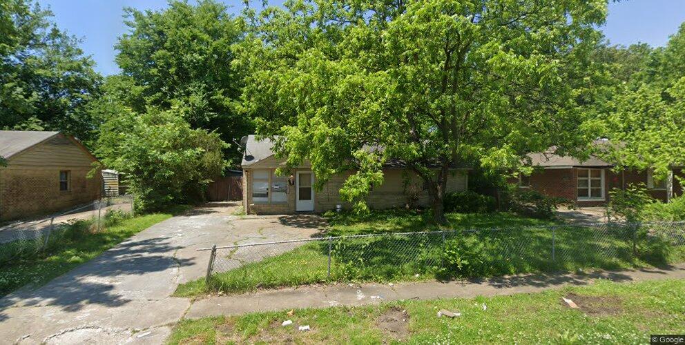 508 N 27th St, West Memphis, AR 72301