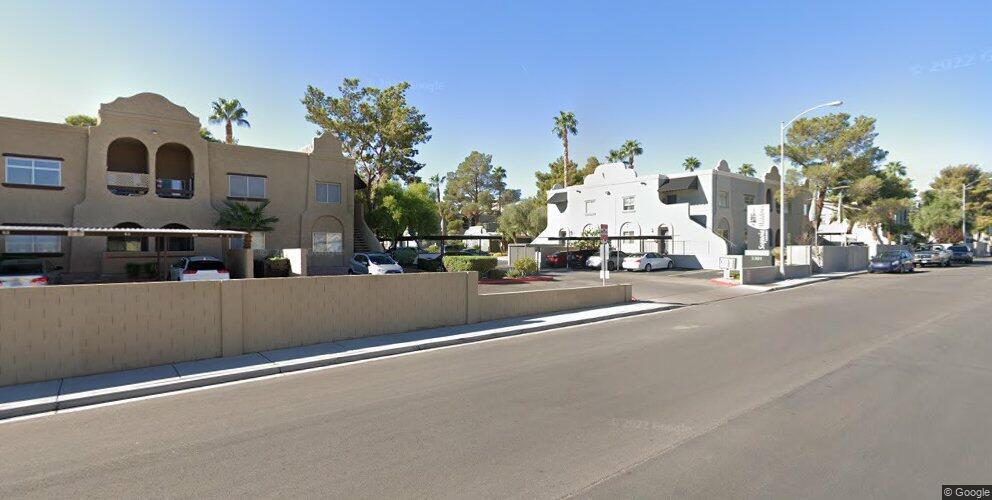 5301 Pioneer Ave, Las Vegas, NV 89146