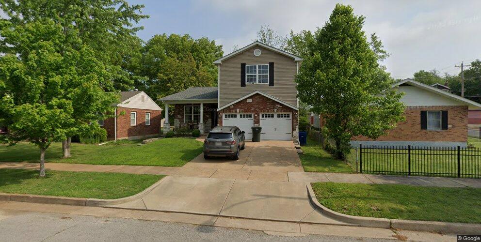 5403 Sutherland Ave, Saint Louis, MO 63109