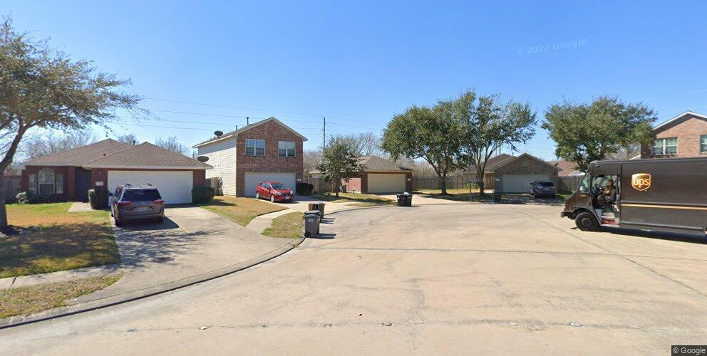 5702 Rose Rock Canyon Dr, Richmond, TX 77469