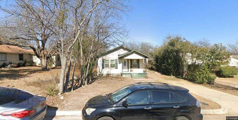5732 Goodman Ave, Fort Worth, TX 76107