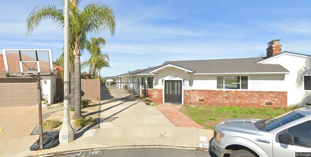 5749 Trinity Pl, San Diego, CA 92120