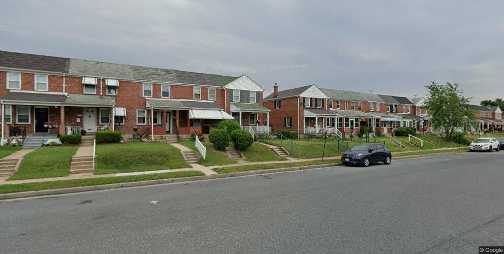 5807 Dunran Rd, Baltimore, MD 21222