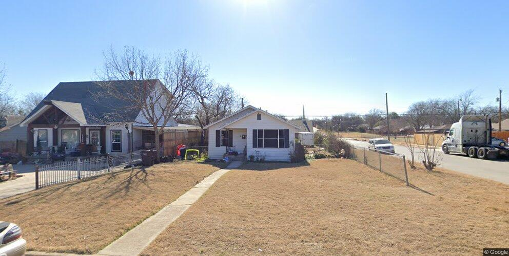5837 Wellesley Ave, Fort Worth, TX 76107
