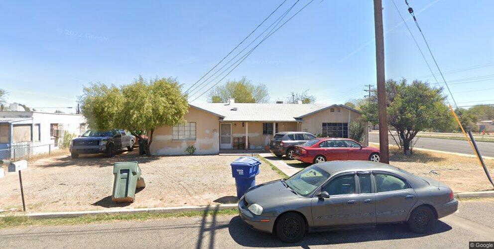 602 N Desert Ave, Tucson, AZ 85711