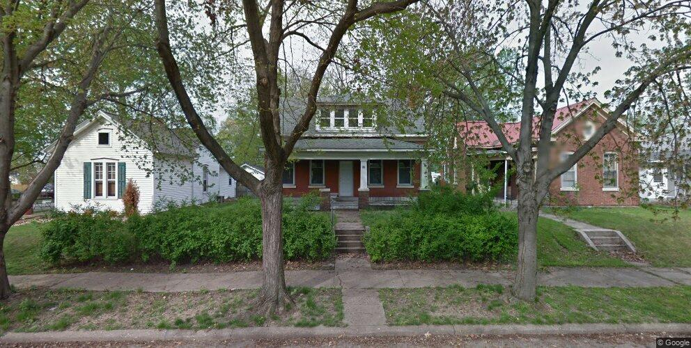 609 N 13th St, Quincy, IL 62301