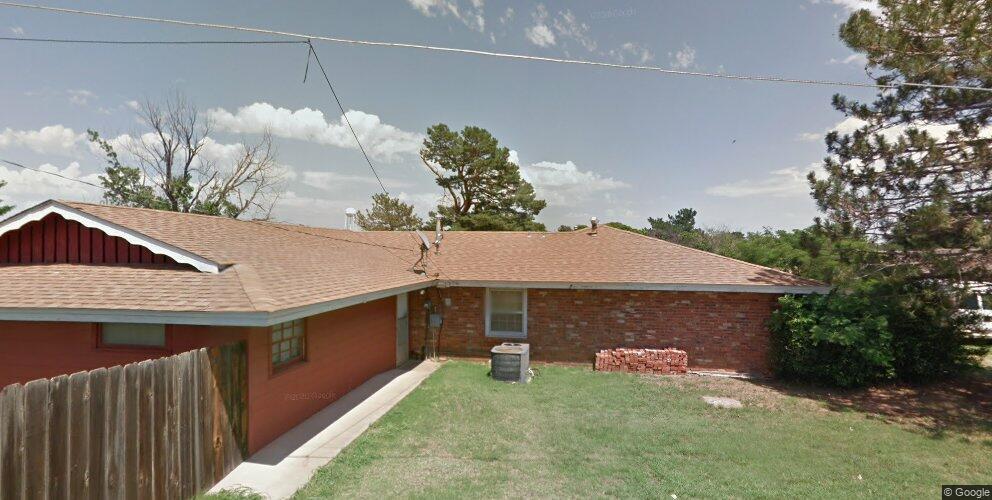 609 Terrace Dr, Hobart, OK 73651