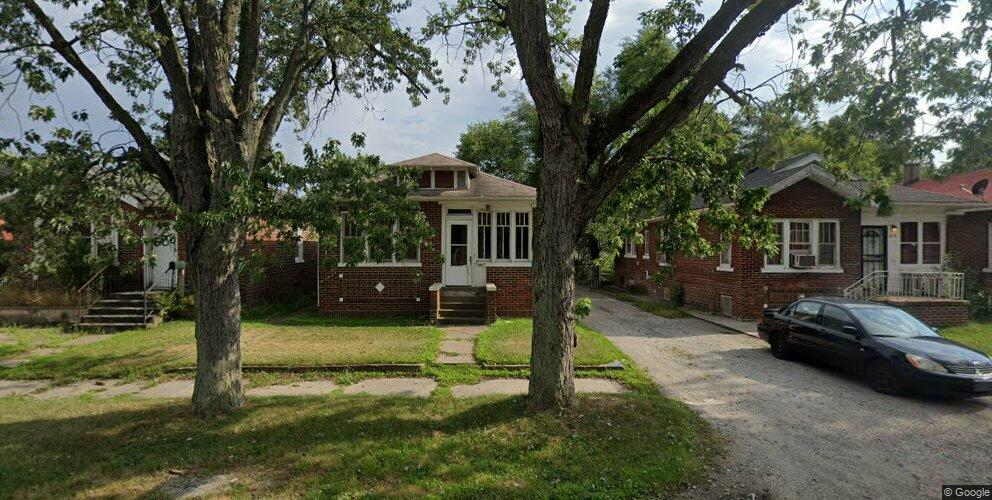 615 W 39th Ave, Gary, IN 46408