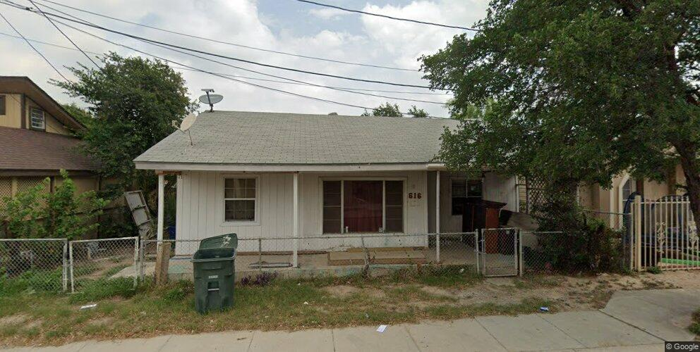 616 Philadelphia St, Laredo, TX 78041