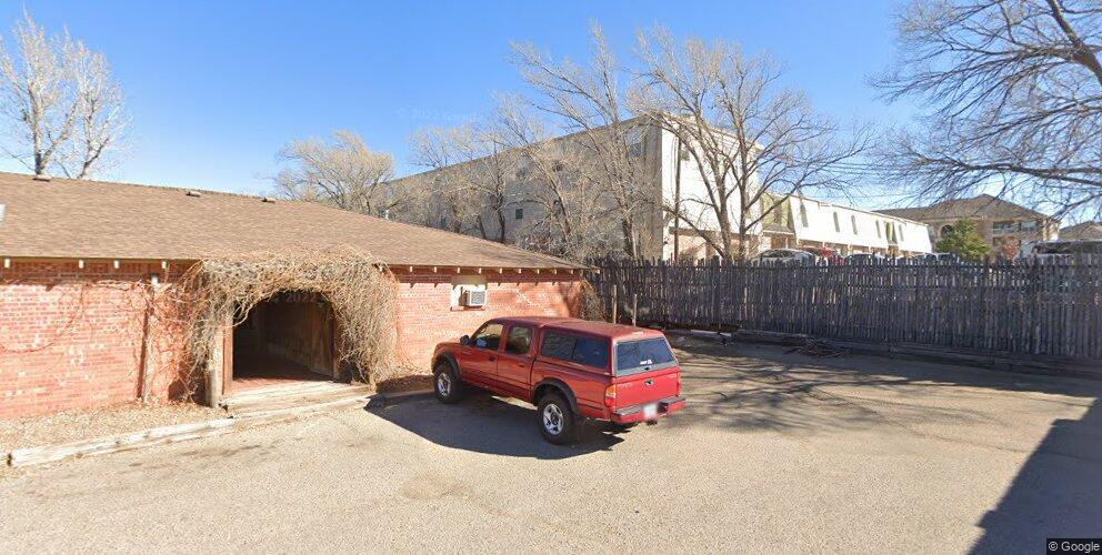 6240 Woodward St, Amarillo, TX 79106