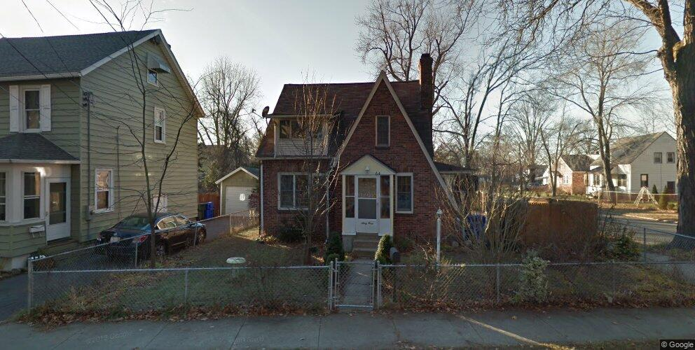 64 Saint James Cir, Springfield, MA 01104