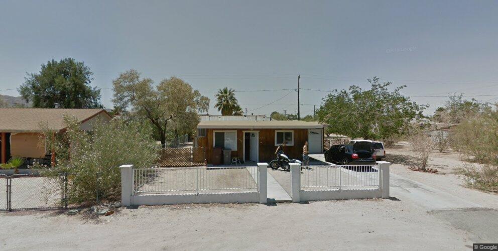 6426 West Ct, Twentynine Palms, CA 92277