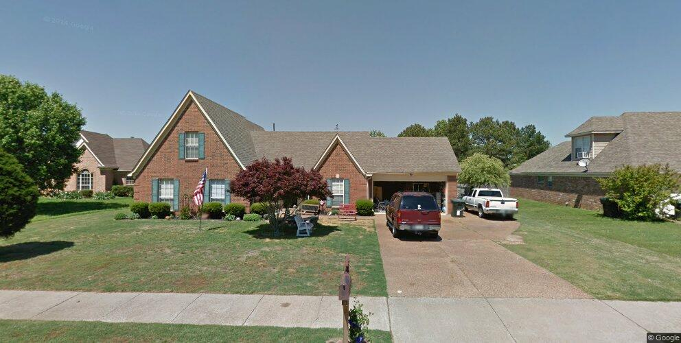6456 Birch Mill Cv, Memphis, TN 38135
