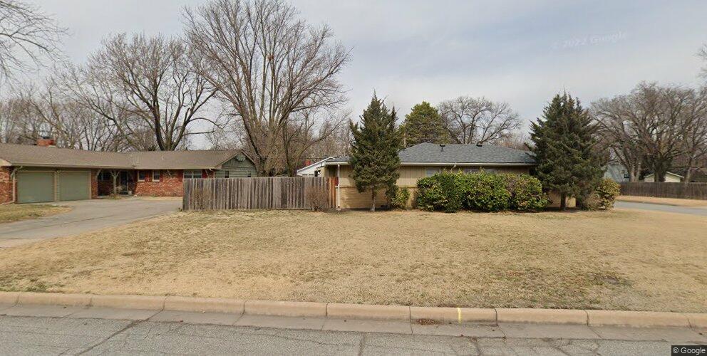 6518 E Magill St, Wichita, KS 67206