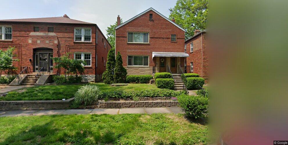 6605 Devonshire Ave, Saint Louis, MO 63109