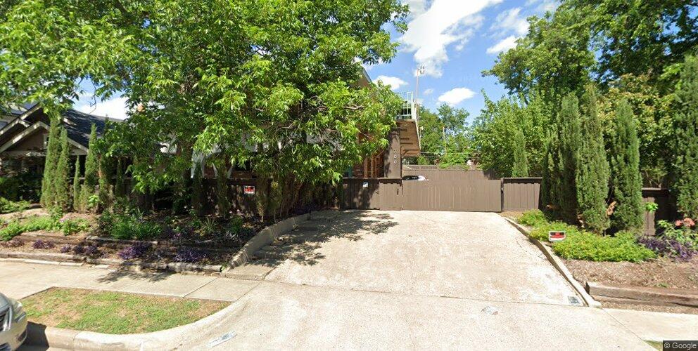 700 Woodlawn Ave, Dallas, TX 75208