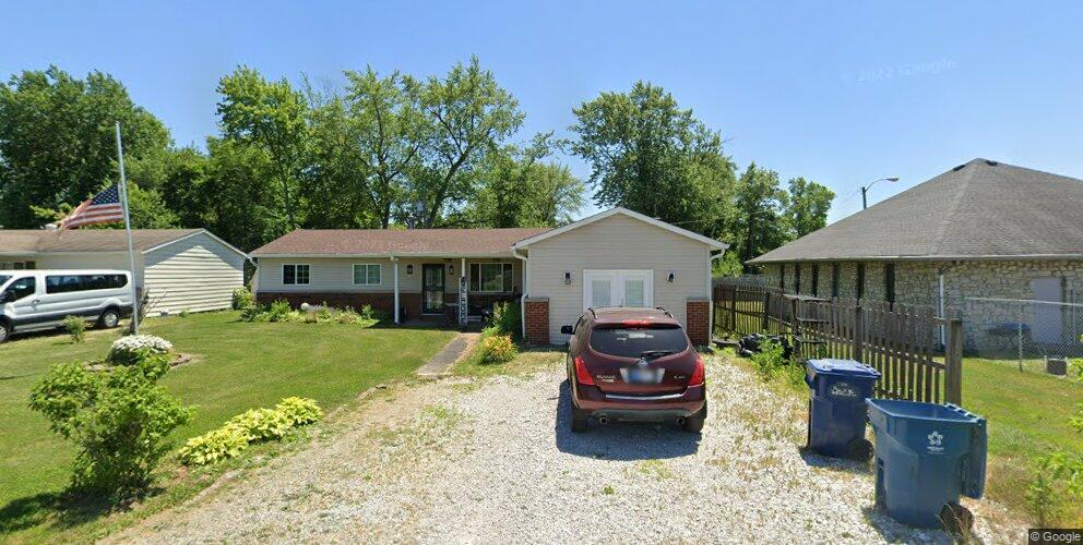 7217 Mortwood St, Indianapolis, IN 46241