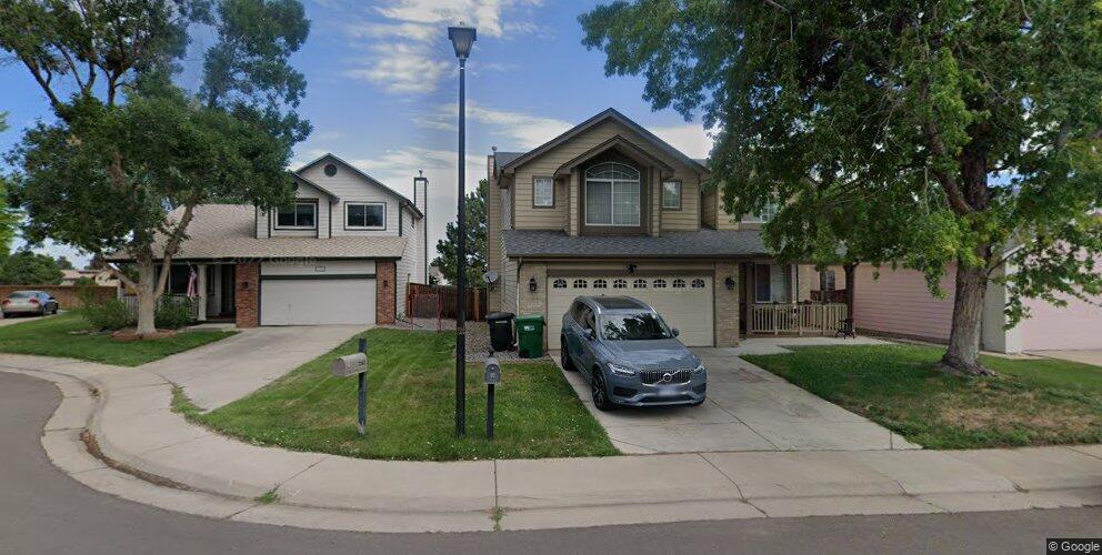 7391 E Villanova Pl, Denver, CO 80231