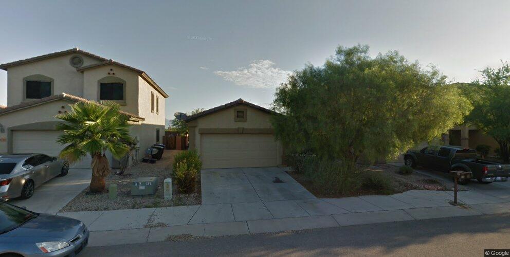 7569 E Fair Meadow Loop, Tucson, AZ 85706
