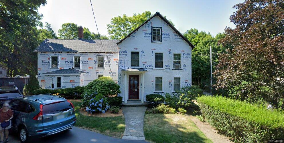 80 Rockland Pl #8, Newton Upper Falls, MA 02464