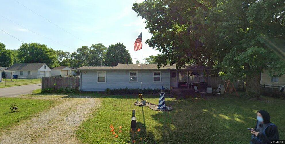 801 S Norfolk St, Indianapolis, IN 46241