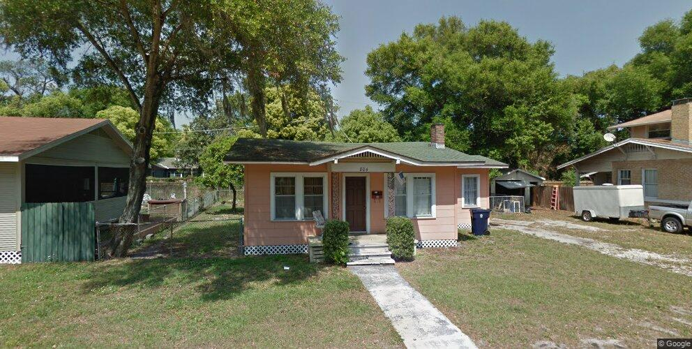 804 E New Orleans Ave, Tampa, FL 33603