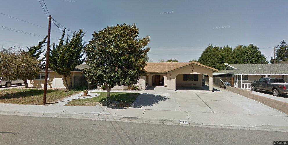 805 E Bush Ave, Lompoc, CA 93436