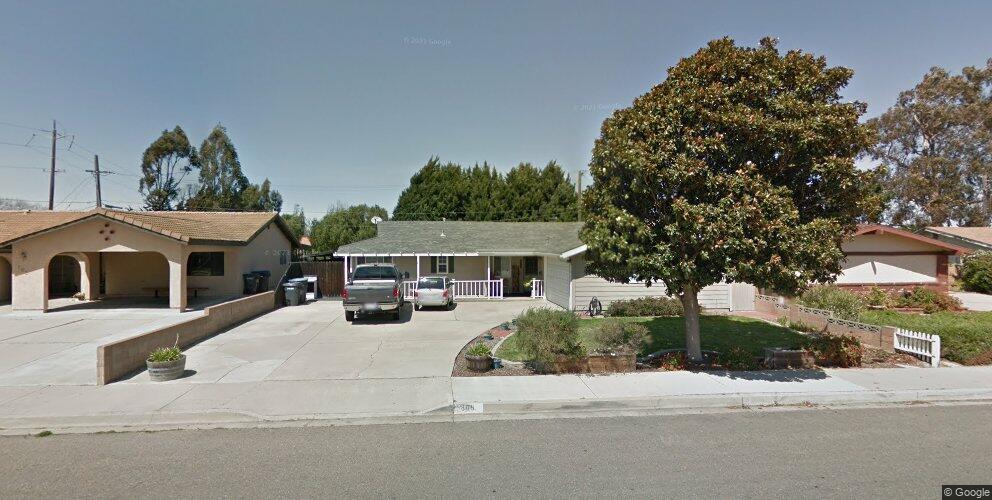 809 E Bush Ave, Lompoc, CA 93436