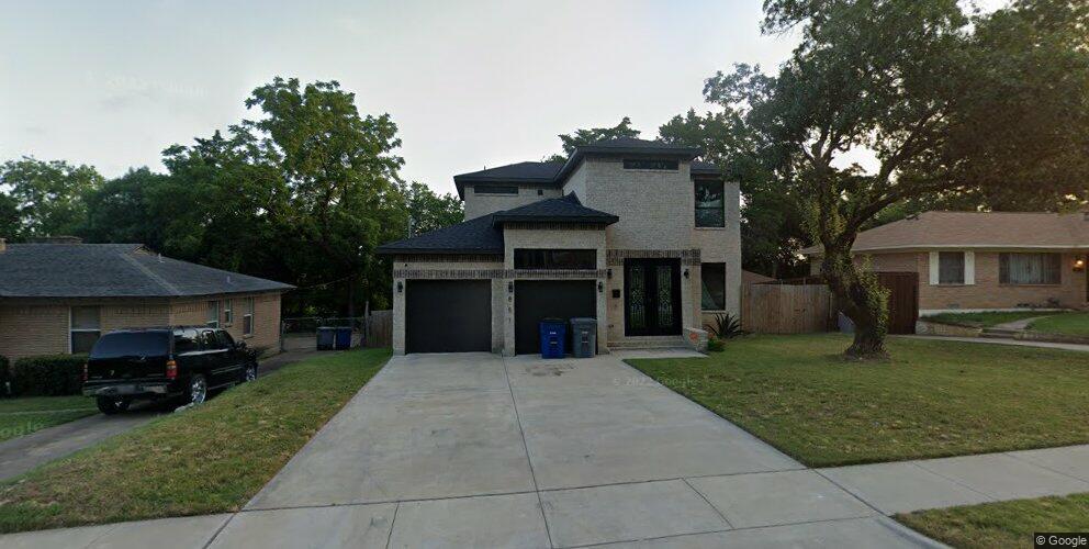 851 Oak Forest Dr, Dallas, TX 75232