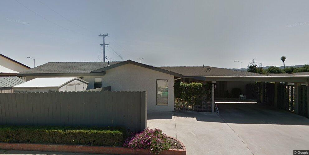 916 E Bush Ave, Lompoc, CA 93436