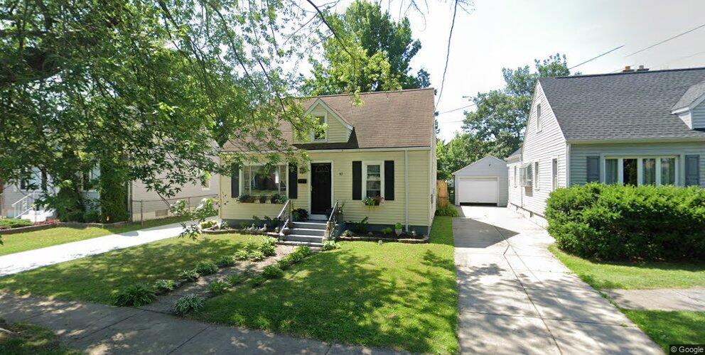 97 Eden St, Buffalo, NY 14220
