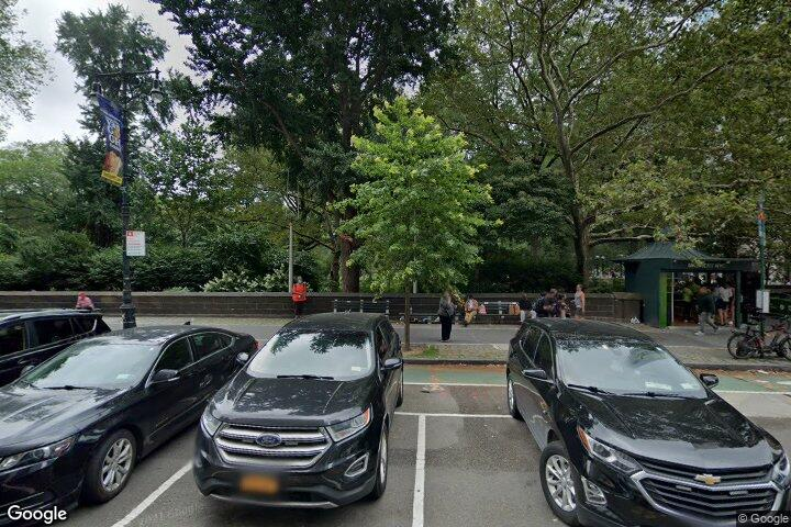 Google Street view 1 Central Park West