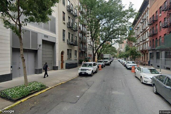 Google Street view 151 East 85th Street