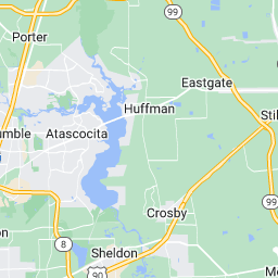 Houston TranStar Traffic Map - I drive us closure map
