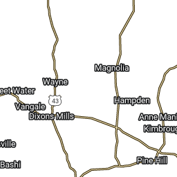Dallas County, AL Farmland Values, Soil Survey & GIS Map