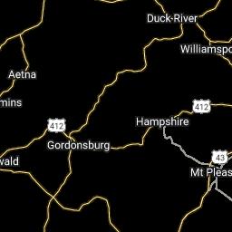 Humphreys County, TN Farmland Values, Soil Survey & GIS