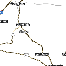 Conecuh County, AL Farmland Values, Soil Survey & GIS Map