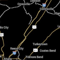 Etowah County, AL Farmland Values, Soil Survey & GIS Map