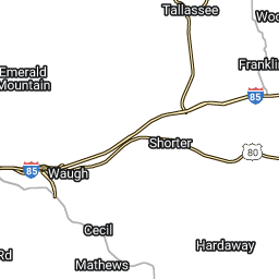 Autauga County, AL Farmland Values, Soil Survey & GIS Map ...