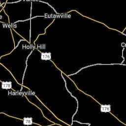 Barnwell County, SC Farmland Values, Soil Survey & GIS Map