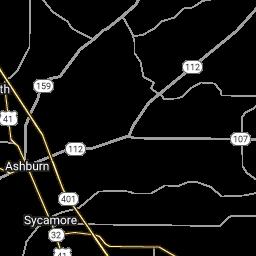Crisp County, GA Farmland Values, Soil Survey & GIS Map
