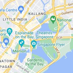 Promenade singapore map images - figurine anima tactics pictures