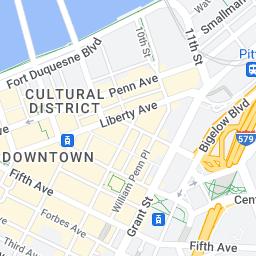 Market Square Starbucks Coffee Company - Us steel maps