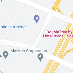 Irvine Spectrum Map