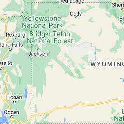 Utah Ski Resort Map - Utah in us map