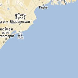 แผนที่ประเทศไทย