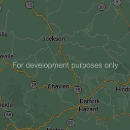 Google Maps Hidas